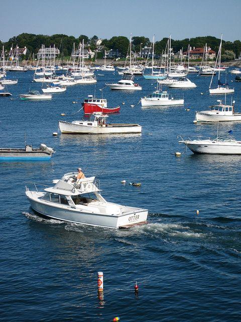 4th of july boston harbor cruises