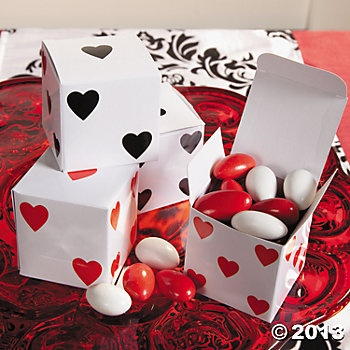 Lucky In Love Dice Gift Boxes - Oriental Trading