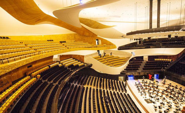 Jean Nouvel's Philharmonie de Paris builds to a crescendo | Architecture | Wallpaper* Magazine