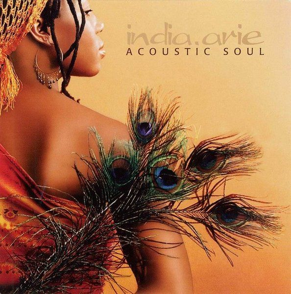 "India Arie Acoustic Soul album... wow.. where do I begin. I spent a lot of time crying to ""I'm ready for love"". Her voice is amazing and she has such a positive message in her songs. Shit.. let me find that CD.."