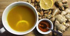Té De Jengibre, Canela y Limón Para Eliminar el Vientre Caído y Bajar De Peso! – Super Remedios