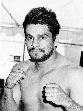 """Roberto """"Manos de Piedra"""" Duran regarded as one of the greatest boxers of all time."""