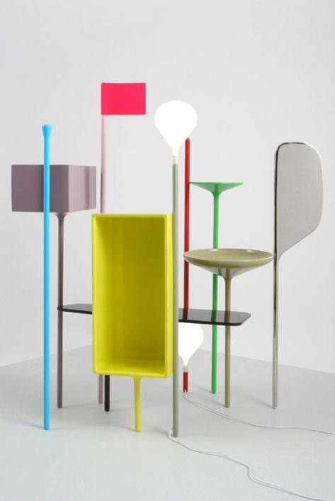 MULTI FUNCTIONAL LIGHT By JOACHIM JIROU NAJOU Favorited LIGHTBOX AMSTERDAM
