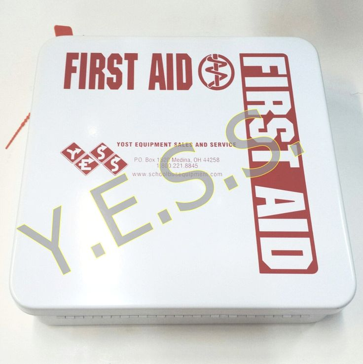 ODOT-24 Ohio 24 Unit First Aid Kit