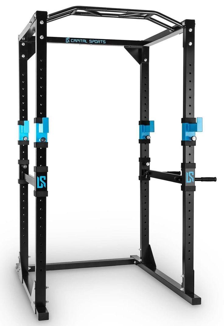 Cage à squat Capital Sports Tremendour Power Rack