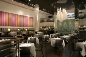 Wolfgang Puck's Spago Las Vegas - the best ricotta gnocchi in the entire world!