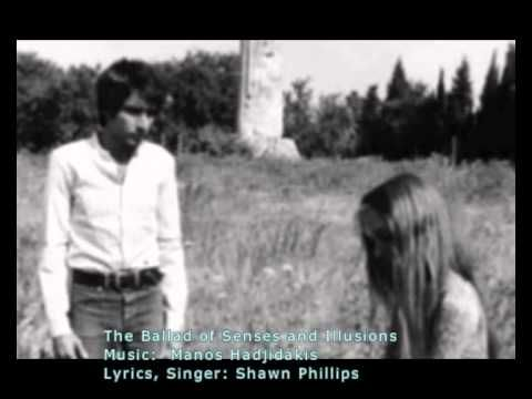 """The Ballad of Senses and Illusions"" Manos Hadjidakis ""The Martlet's Tale"" Shawn Phillips - YouTube"