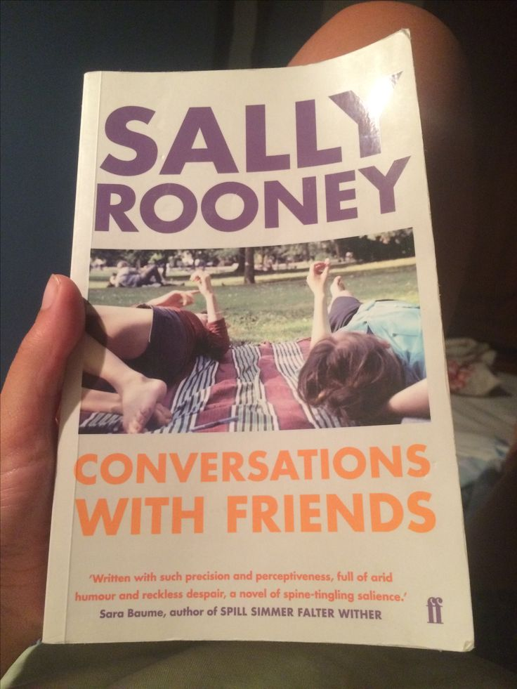 Conversations with Friends | S. Rooney