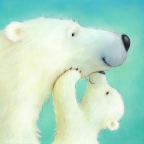 Polar bears. Alison Edgson Illustrations