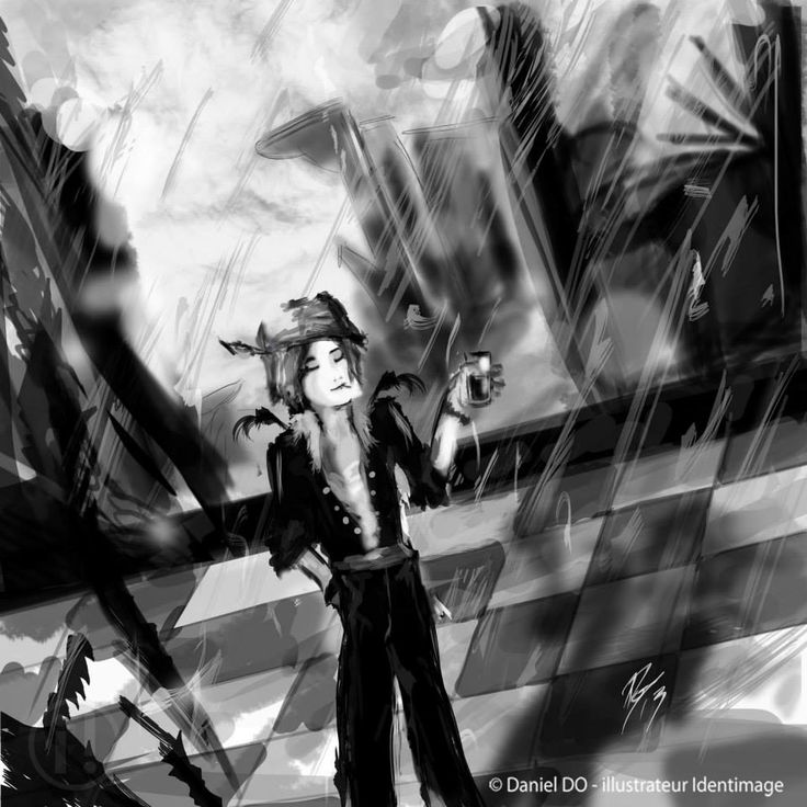 """Adversity"" By Daniel Do - Digital Art 2013 www.facebook.com/Identimage www.identimage.com"