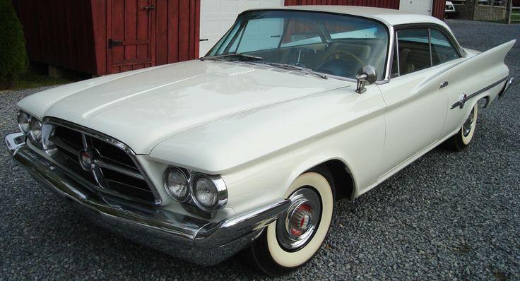 1960 Chrysler 300 F: Mopar Moxie, Chrysler 300, Chrysler 1985, 1960 Chrysler
