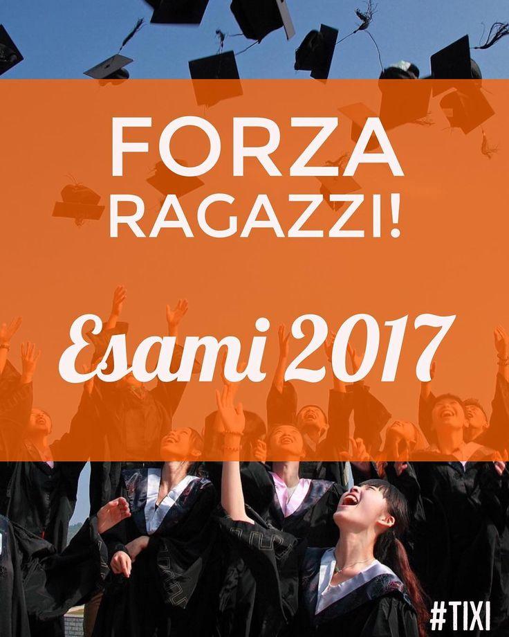 Notte prima degli esami... FORZA! #esami2017 #maturita2017 #tixilife #tixi #scuola #studenti #forza #motivazione #esami #dj #djlife