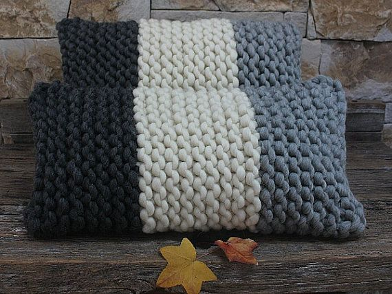 Extreme cushion covers in charcoal silver and by MicMacDesign