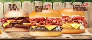 Burger King UK Is Making All Your Bacon Laden Dreams Come True With This New Menu