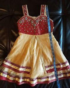 Indian salwar kameez dress kids toddler size