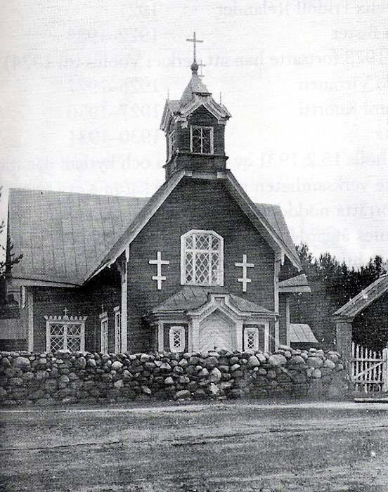 церковь, 1872