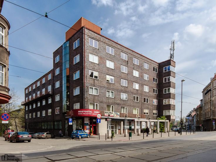 Domenikus Böhm in Poland - Zabrze,  262 Wolnosci Street, 1929