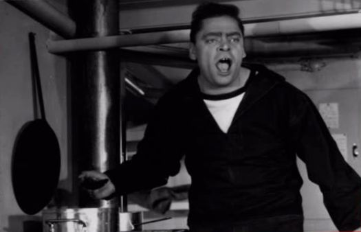 som marinesoldat Freddy, Sømand i knibe fra 1960.