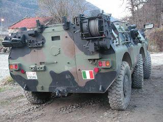 nebelwerfer: Puma Iveco OTO Melara