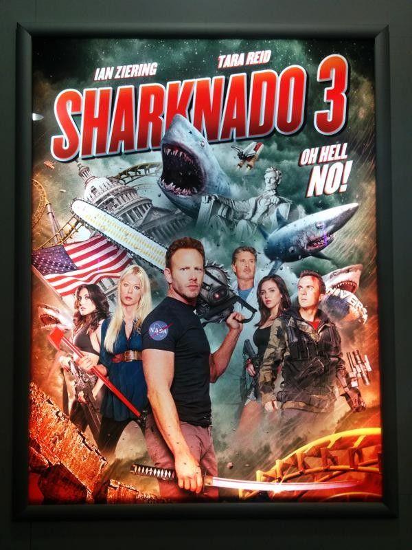 Sharknado 3 review