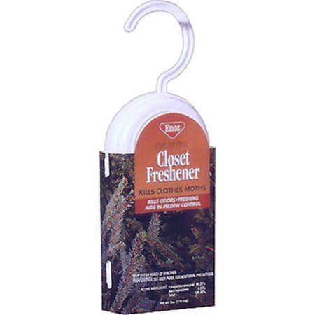 Cedar Ize Moth Bar Closet Freshener, Multicolor