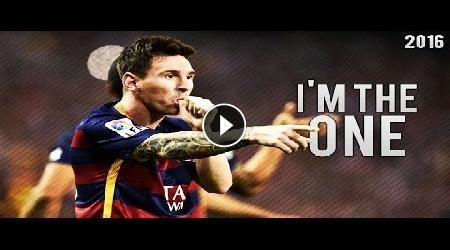 Lionel Messi - Goal 2016