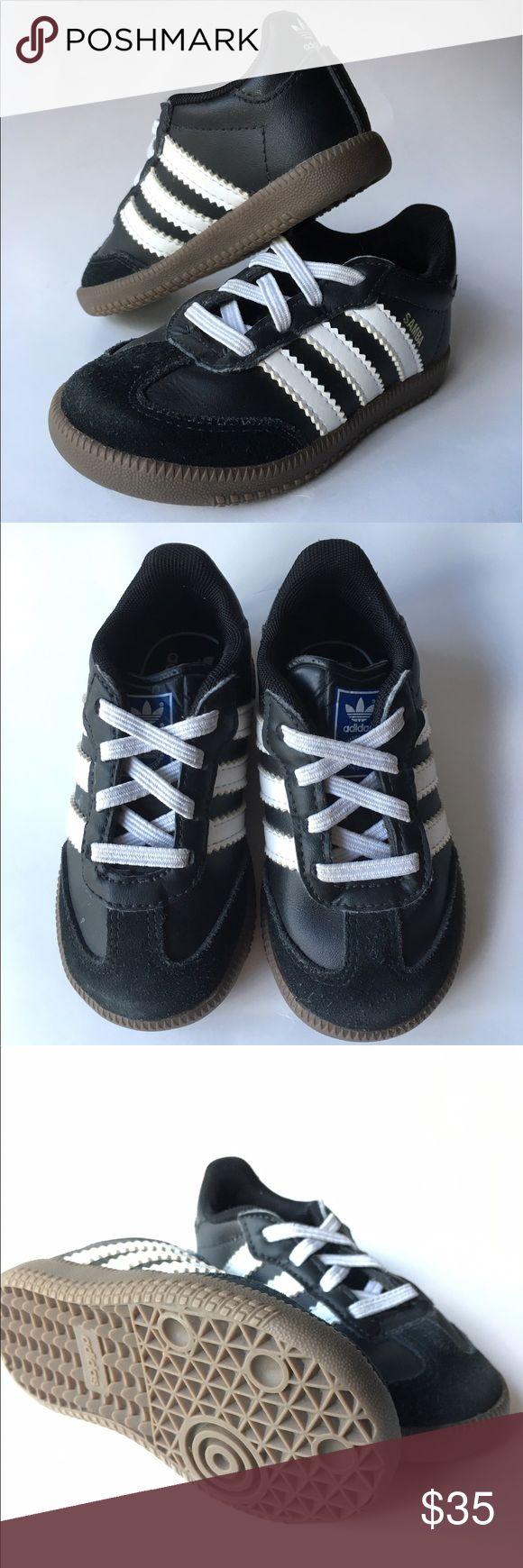 adidas black samba shoes