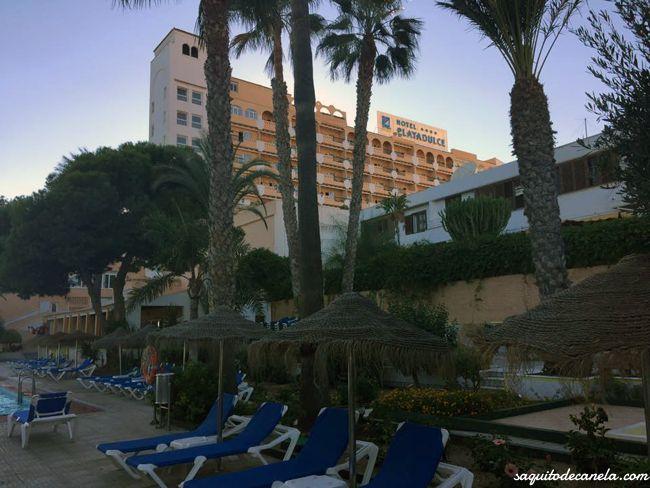 Hotel PlayaSenator Aguadulce (Almería) ideal para viajar en familia #vaqueros