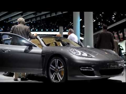 Frankfurt Motor Show: A Tour of the Stand