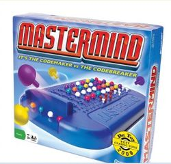 Free Mastermind Board Game (Teachers Only)