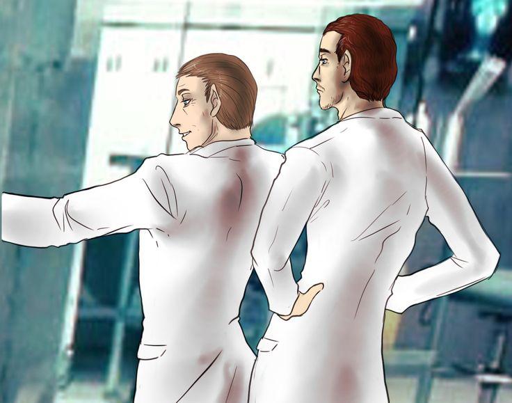 Hannibal - Be my valentine 3 by FuriarossaAndMimma.deviantart.com on @DeviantArt