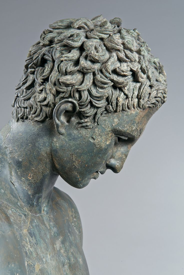 "thegetty: "" In the Hellenistic period, artists were interested in more than just standard ideal figures. Bronze—surpassing marble with its tensile strength, reflective effects, and ability to hold..."