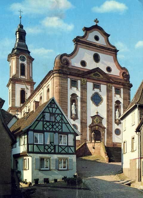 Church, Ettenheim