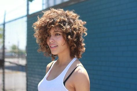 Fall 2015 Haircuts: Short Curly