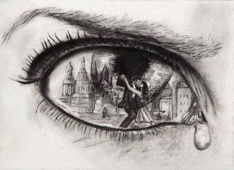 Social pics » Increíble dibujo a lápiz.