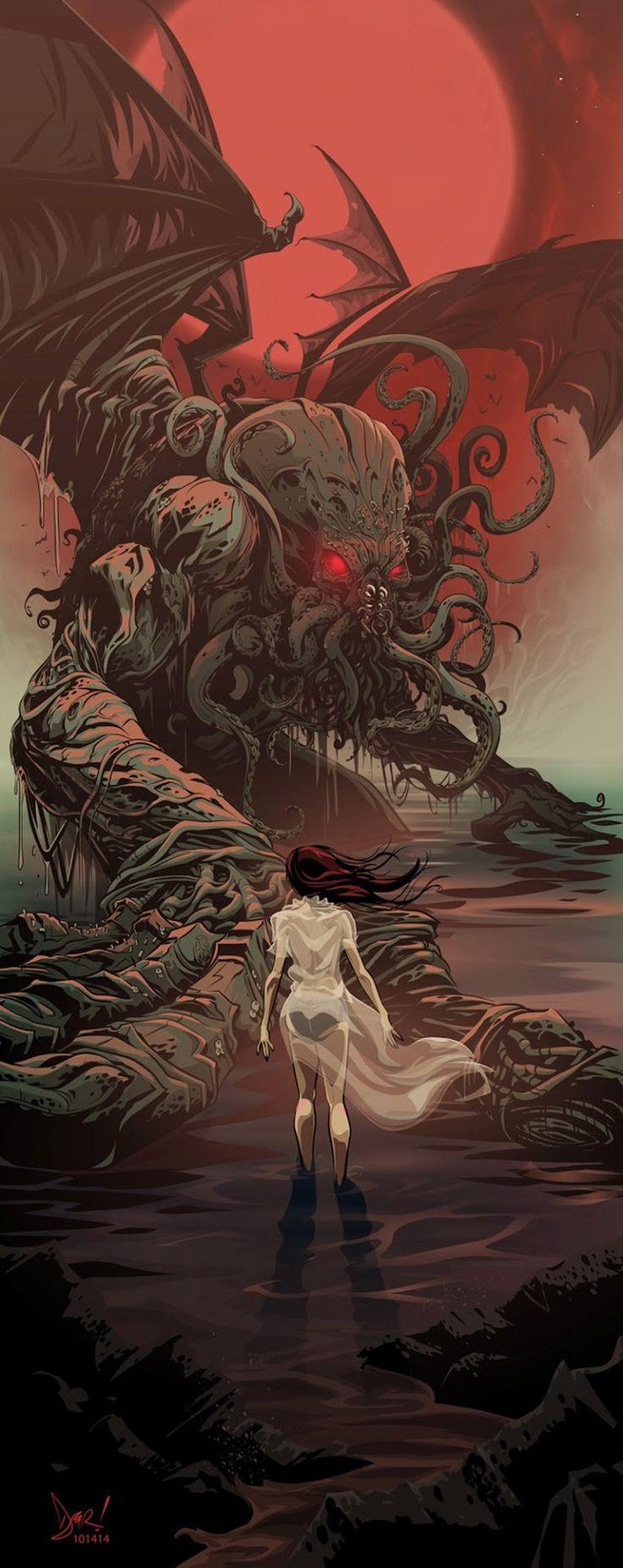 Derek Ring. H.P. Lovecraft...