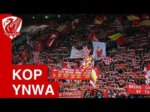 You'll Never Walk Alone | Liverpool vs  AS Roma (Champions