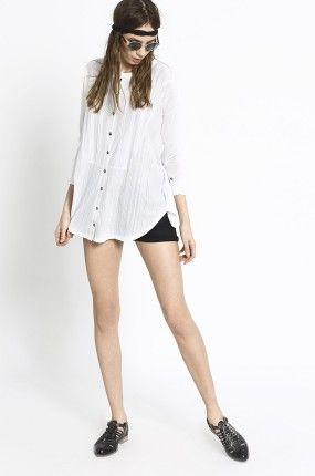 Medicine - Bluzka Decadent kolor biały RS16-BUD800 - oficjalny sklep MEDICINE online