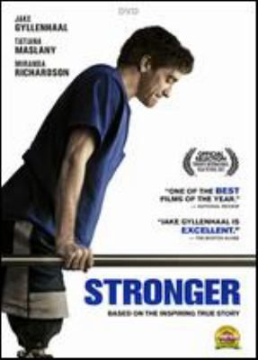 'Stronger is the inspiring real life story of Jeff Bauman, an ordinary man who captured the hearts of his city and the world to become a symbol of hope after surviving the 2013 Boston Marathon bombing.'-IMDB JAN 2018