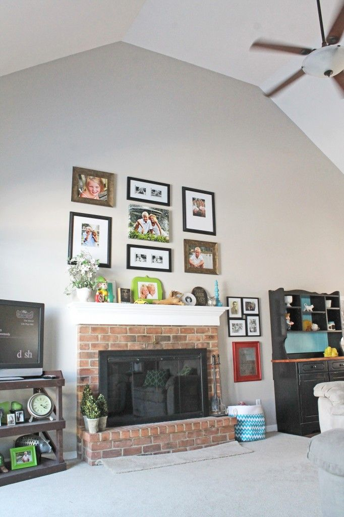 Sherwin Williams Worldly Gray High Walls Too Home