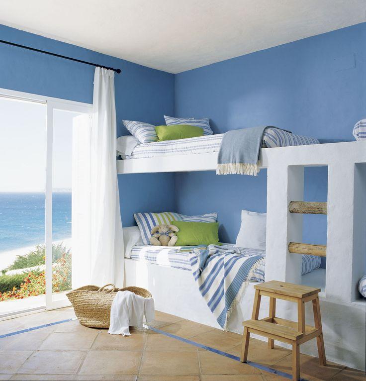 17 mejores ideas sobre azules colores de pared en pinterest ...