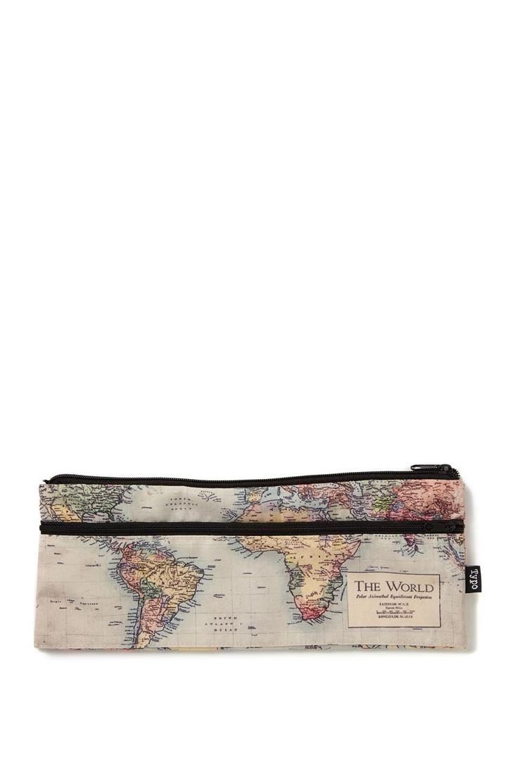 The patti case is the perfect size to fit all your pencils, pens, desk accessories and your 30cm ruler! <br> Comes in amazing designs to match back with your folders and notebooks. <br> Dimensions: 32cm x 13.5cm <br> Composition: 80% Cotton, 20% Vislon <br/>