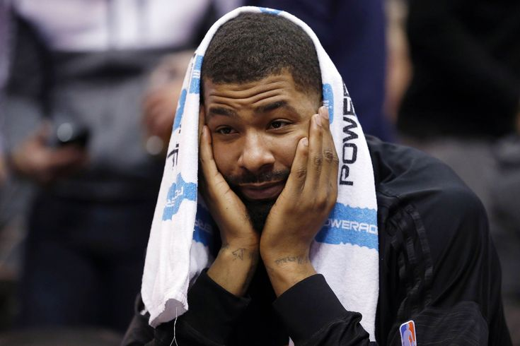Phoenix Suns Markieff Morris Suspended for Throwing In Towel - https://movietvtechgeeks.com/phoenix-suns-markieff-morris-suspended-for-throwing-in-towel/-Many times athletes are suspended (like Odell Beckham Jr. & Josh Norman) for physical altercations, but the Suns forward Markieff Morris was suspended for some towel action.