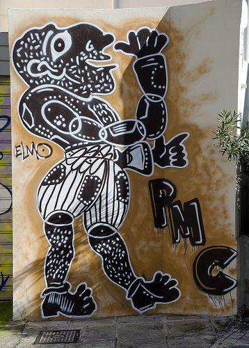 TRAVEL'IN GREECE | Street art, #Greece, #travelingreece