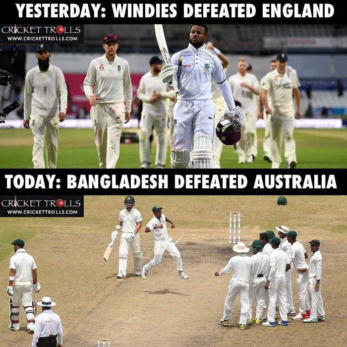 Test cricket is still alive #ENGvWI #BANvAUS - http://ift.tt/1ZZ3e4d
