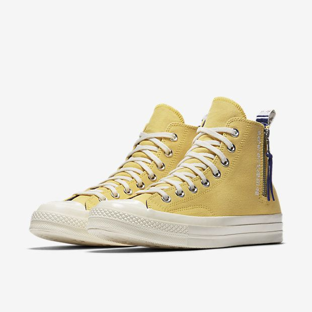 a47c1603b06ed6 Converse x NBA Chuck 70 Los Angeles Lakers Legends High Top Unisex Shoe Converse  All Star