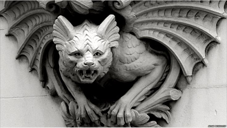 Best images about gargoyles on pinterest