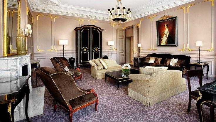 L'hôtel Westin Paris-Vendôme à Paris palace parisien http://www.vogue.fr/voyages/hot-spots/diaporama/lhtel-westin-paris-vendme-paris-palace-parisien/24861#lhtel-westin-paris-vendme-paris-palace-parisien-4