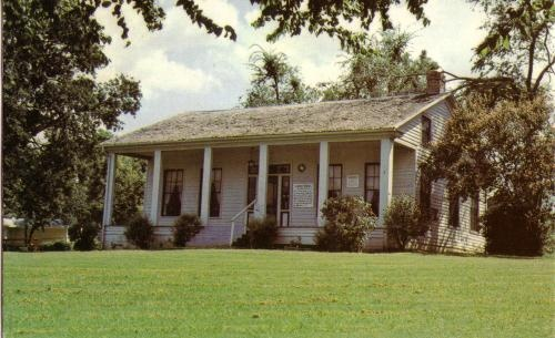 Ende-Gaillard House; Oldest House In Greenville, Texas