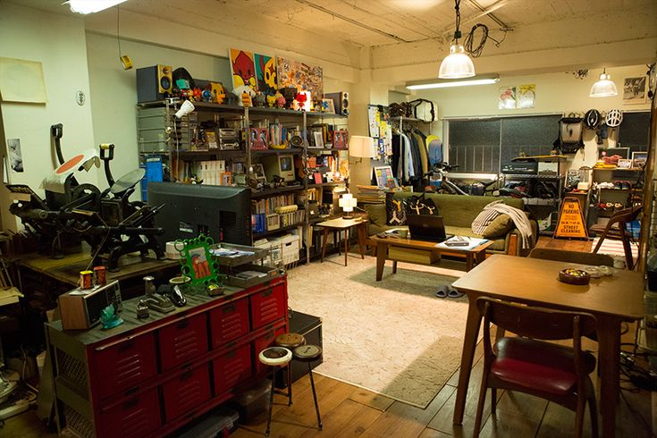 『潔く柔く きよくやわく』カンナと禄、それぞれの暮らしぶりが見える部屋 | CINEmadori シネマドリ | 映画と間取りの素敵なつながり